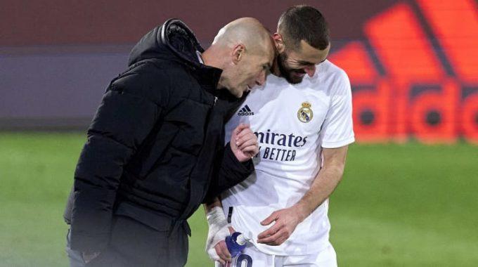Benzema decepcionado por la marcha del 'hombre perfecto' de Zidane al Real Madrid