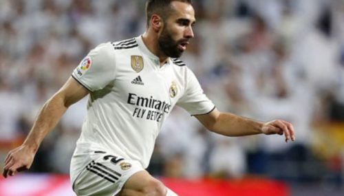 Carvajal firmará una prórroga de contrato con el Real Madrid hasta 2024: informe