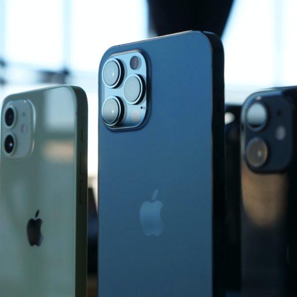 El iPhone 12 lideró el récord de envíos de teléfonos inteligentes en Japón