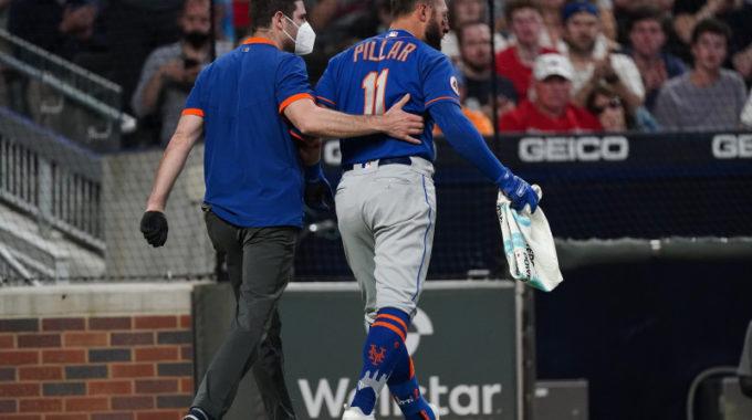 Los jugadores de los Mets pueden verse a sí mismos en la escalofriante escena de Kevin Pillar