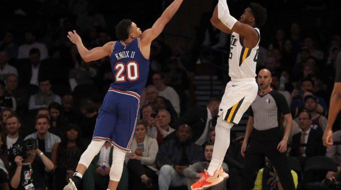 """Utah Jazz: la leyenda de la NBA cuestiona el """"aura de intimidación"""" entre los Jazzmen"""