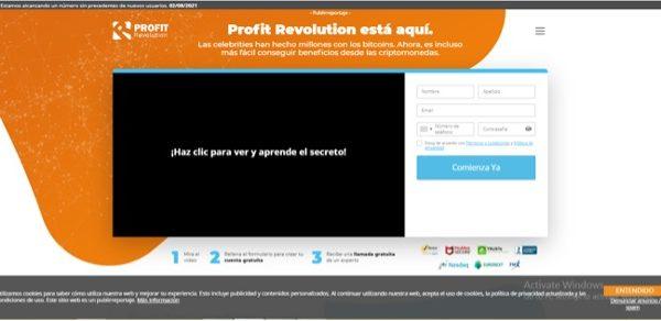 Profit Revolution Chile – Comentarios Reseñas 2021